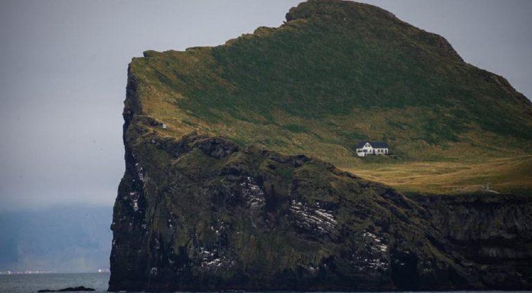 casa bianca isola islanda