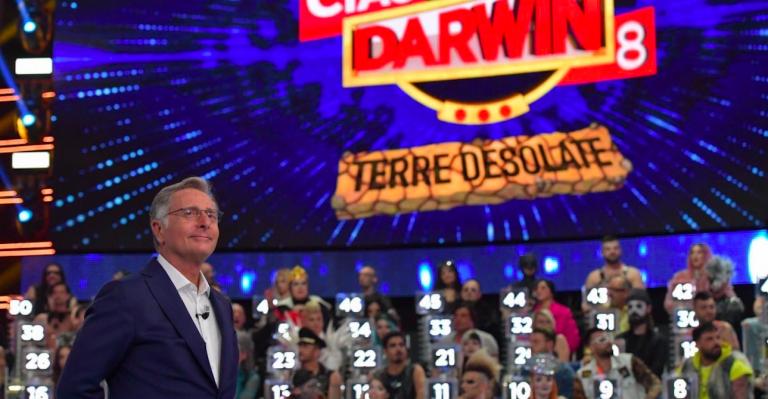 Ciao Darwin, il cugino del concorrente paralizzato