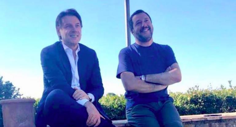 Conte Salvini in Toscana
