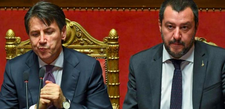 Conte su Salvini premier
