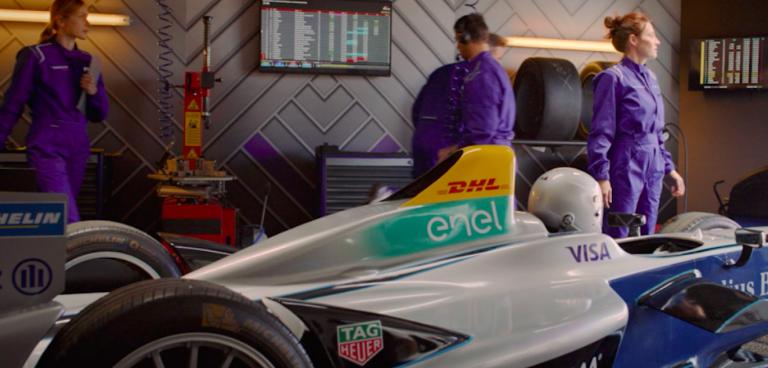 Enel X al femminile per la Formula E