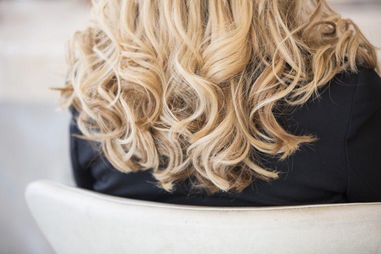 Allungamento capelli.