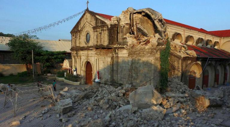 Filippine, nuova scossa di terremoto