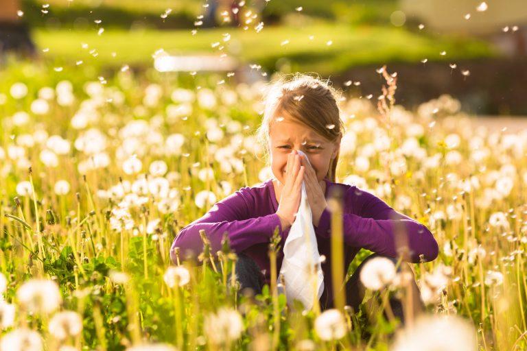 Allergie primaverili.