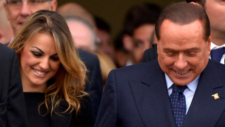 Francesca Pascale Silvio Berlusconi
