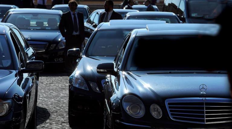 Governo, nuove auto blu