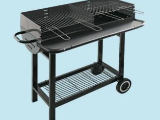 griglia a carbone