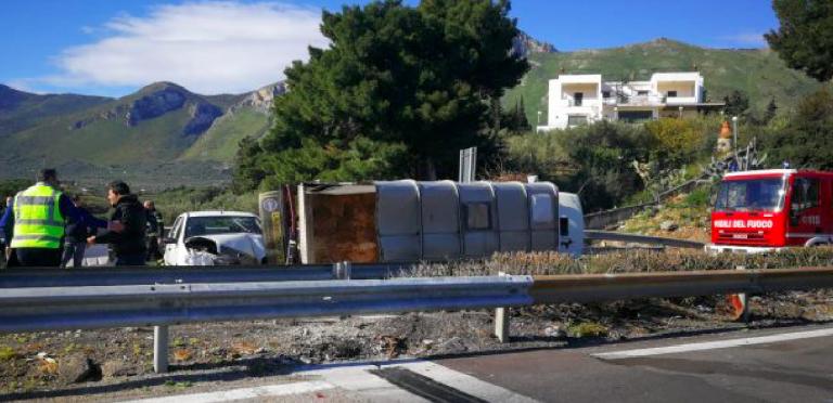 Incidente Palermo Catania