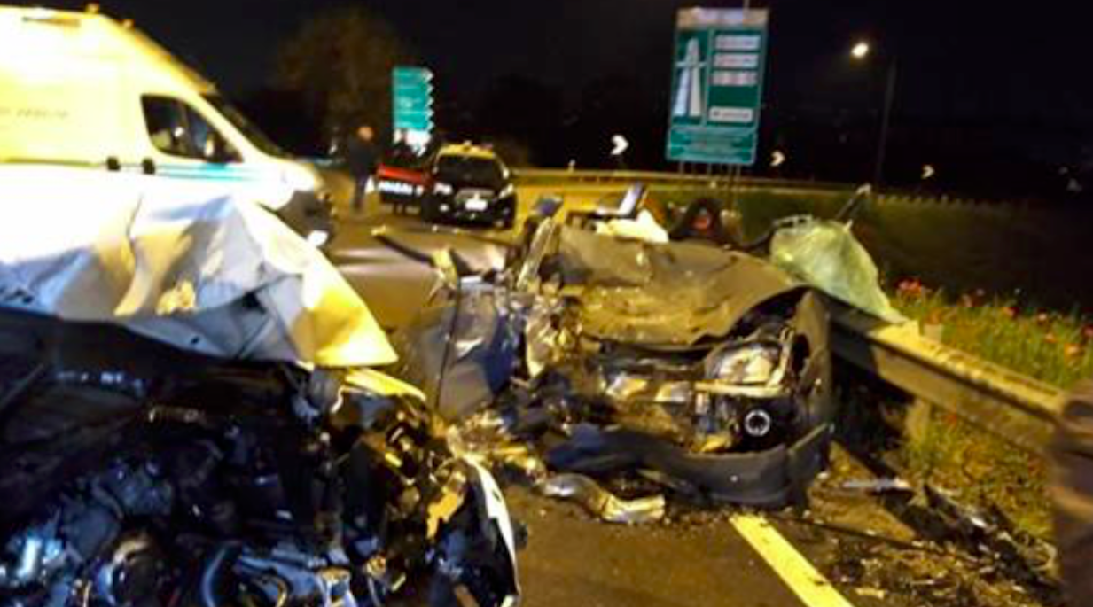 Incidente Torino, giovane morto