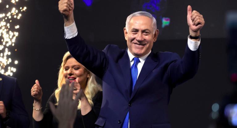 Israele vittoria Netanyahu