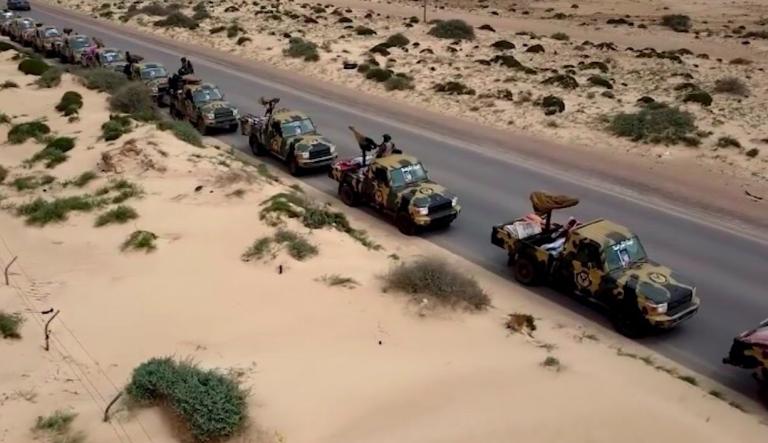 Libia, Haftar attacco Tripoli
