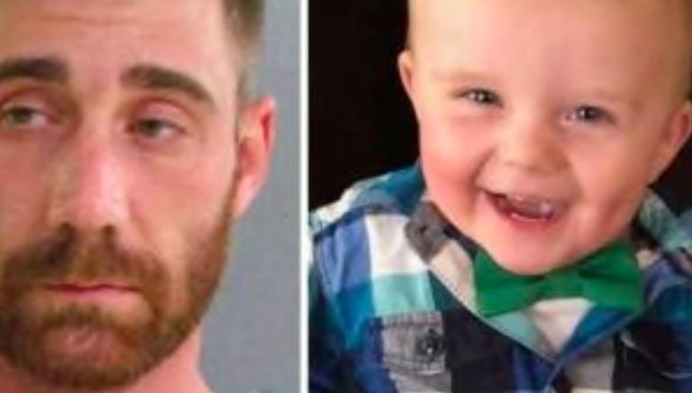 Litiga con la moglie e spara al figlio di 2 anni