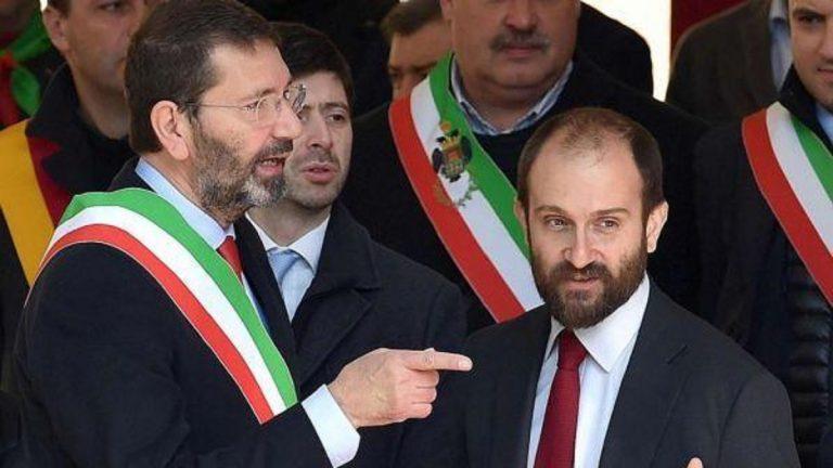 Ignazio Marino Matteo Orfini