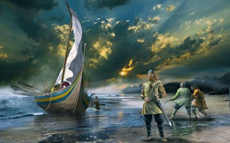 norvegia nave vichinga