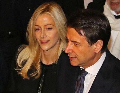 Olivia Paladino e Giuseppe Conte 4