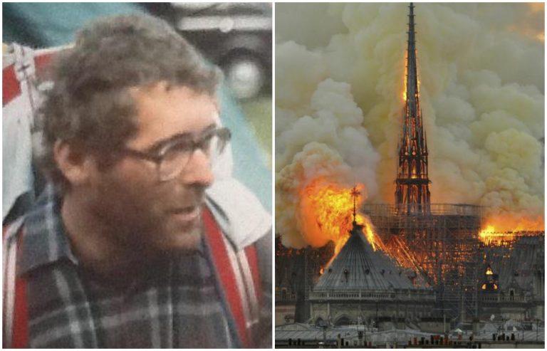 Prete protesta soldi Notre-Dame