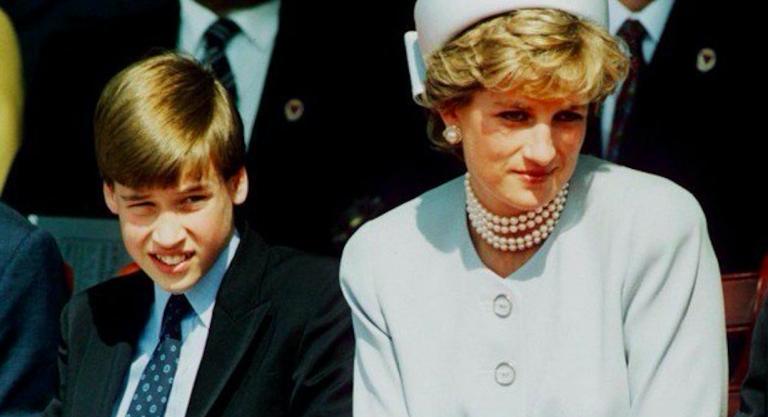 Principe William contro Lady Diana