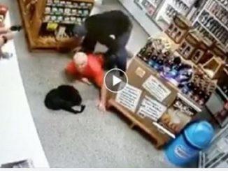 ladro ucciso
