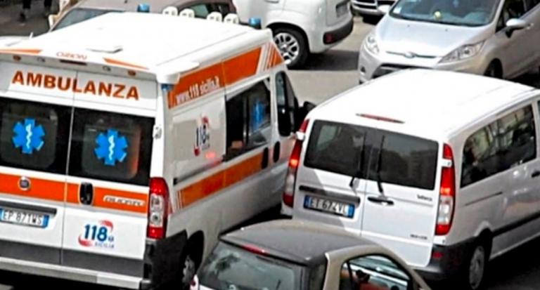 Roma bimbo morto auto bloccata nel traffico