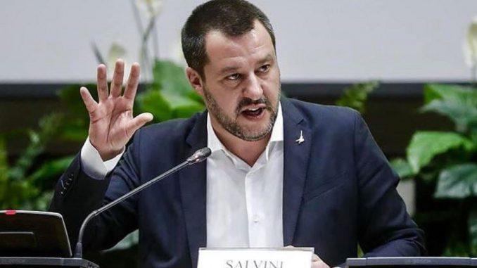 """Matteo Salvini: """"Non ci penso neanche a far cadere il governo"""""""