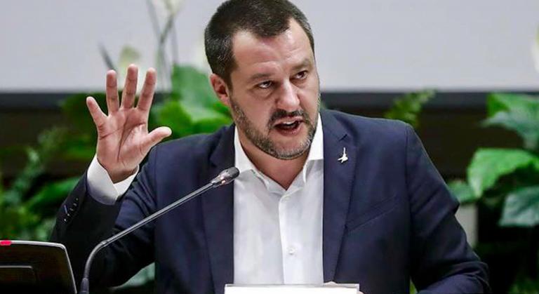 Salvini, potere ai prefetti