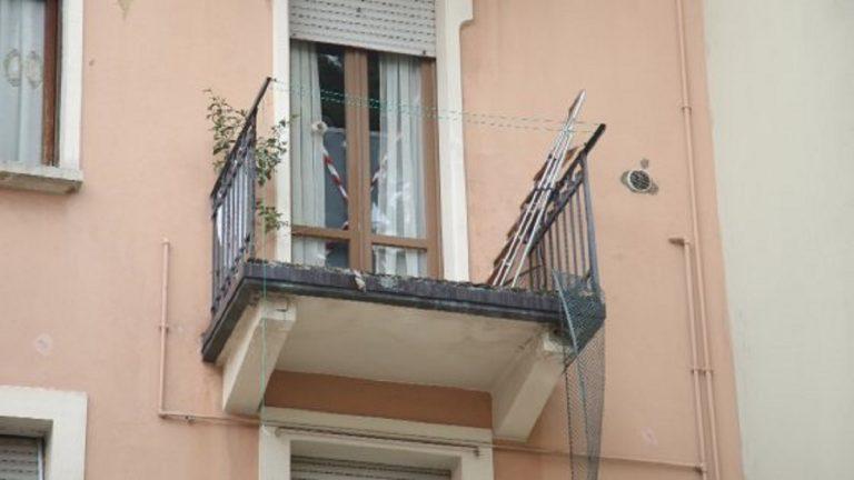 san cipirello caduta balcone
