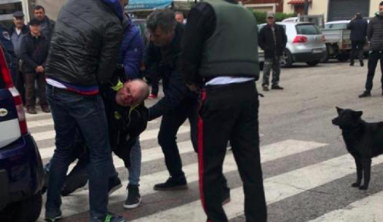 Sparatoria carabiniere ucciso