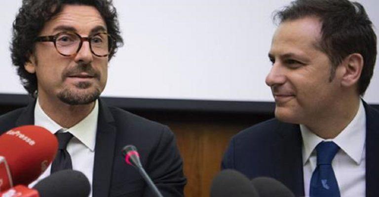 Danilo Toninelli Armando Siri