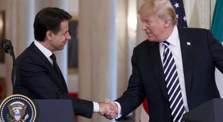Trump telefona a Conte, stop esenzioni sul petrolio