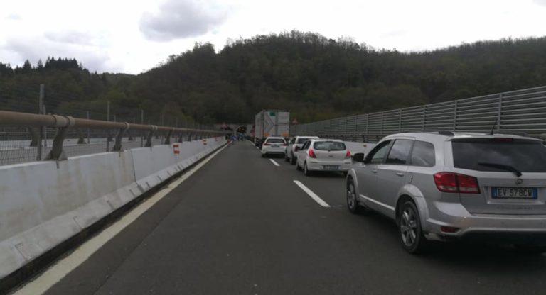 incidente sulla A15