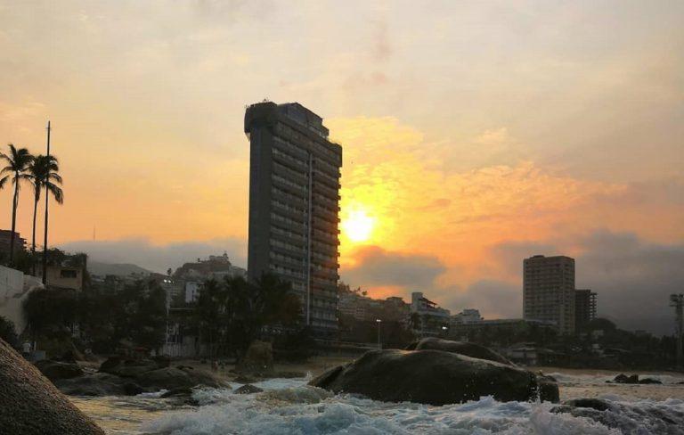 mareggiata acapulco