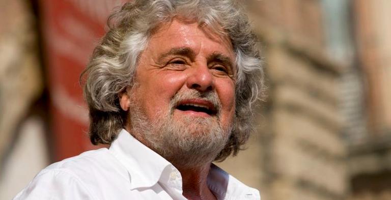 Beppe Grillo contro Salvini