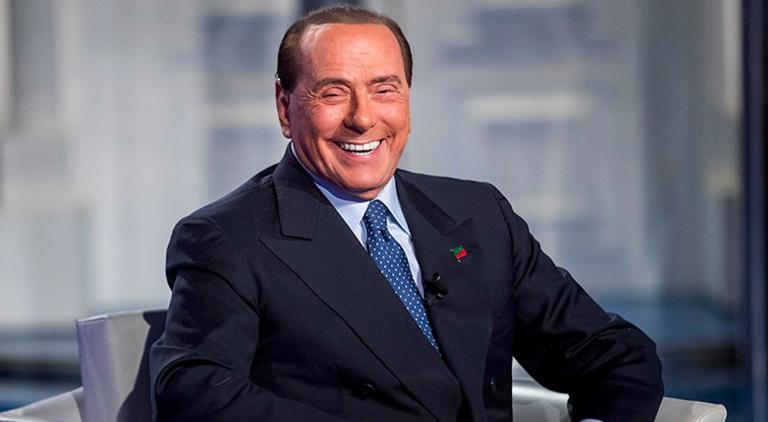 Berlusconi leader Forza Italia