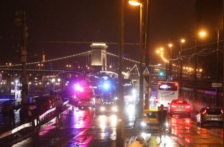 Budapest: si rovescia nave da crociera, 7 morti