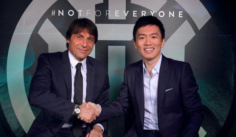Conte nuovo allenatore Inter