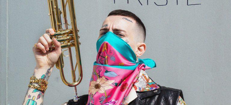 Cover Album Samuel Heron - Triste (1)