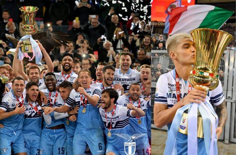 Lazio Coppa Italia