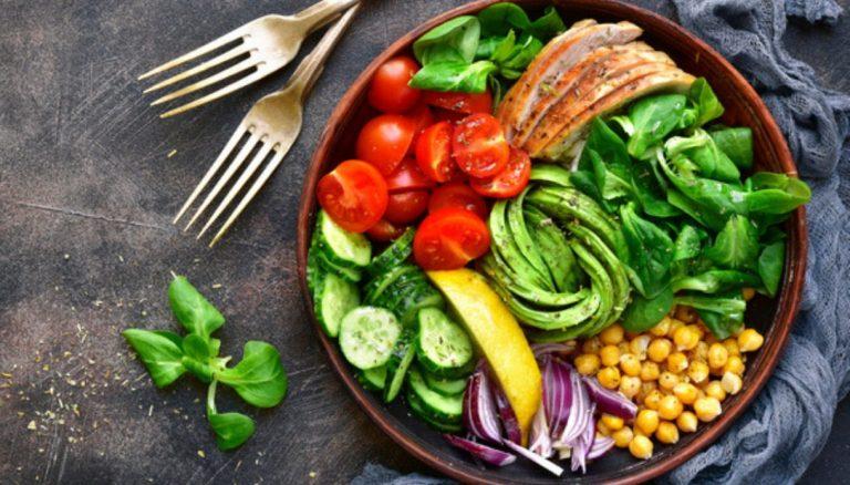 Dieta anticolesterolo.