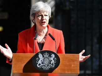 discorso theresa may