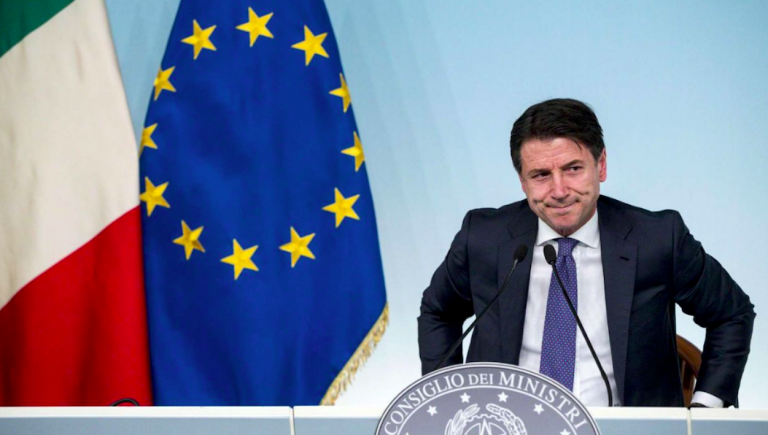 Europee 2019 Conte