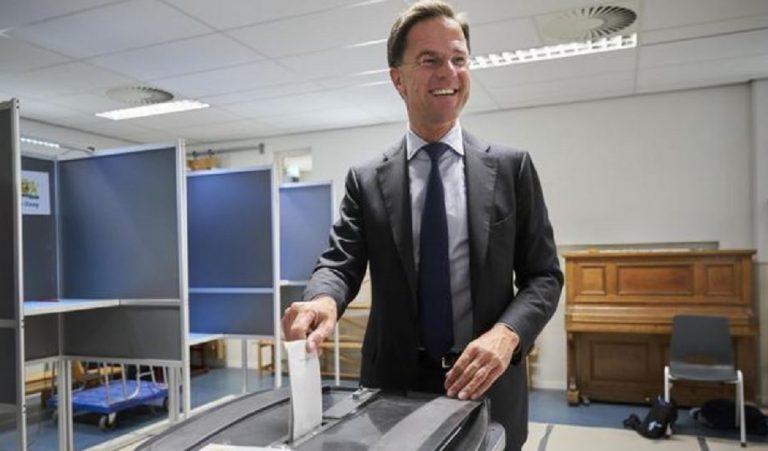 exit poll olanda