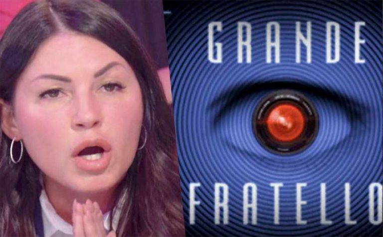 Eliana Michelazzo al GF16