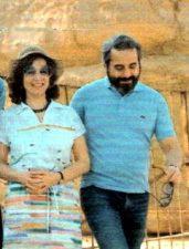 Falcone e la moglie Francesca