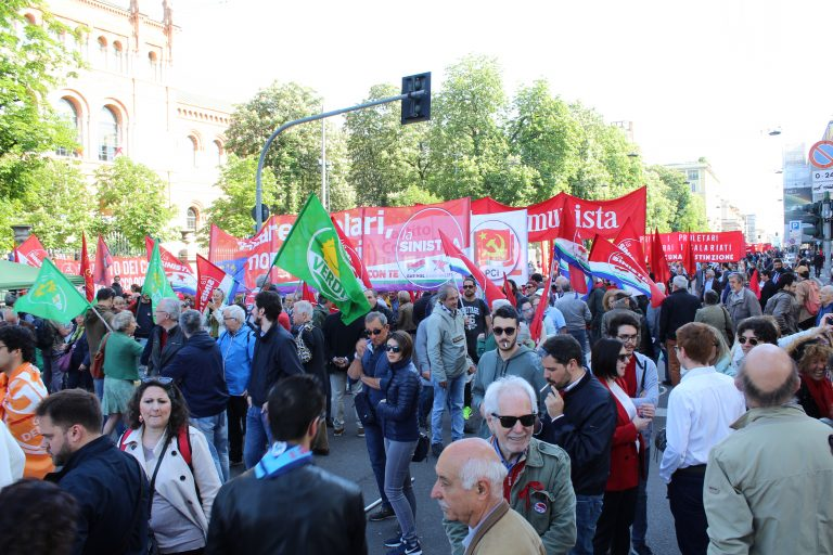 festa dei lavoratori milano