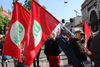 manifestazione primo maggio milano