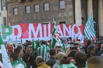 manifestazione milano primo maggio