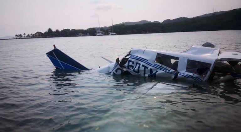 Incidente aereo in Honduras
