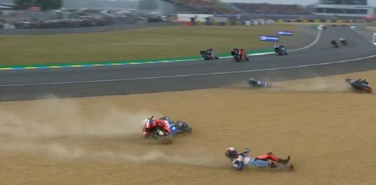 incidente le mans