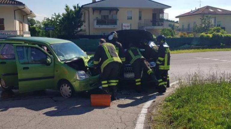 Incidente Pesaro, bambino ferito