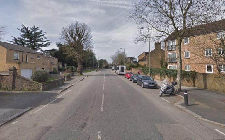 incidente stradale Londra